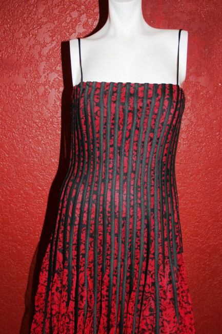 JS Collections JS Collections Dress EVENING COLLECTION Spaghetti Straps Size 4 UK 6