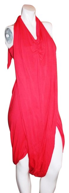 Preload https://item4.tradesy.com/images/carilyn-vaile-pink-versatile-bamboo-tee-long-casual-maxi-dress-size-4-s-15967768-0-1.jpg?width=400&height=650
