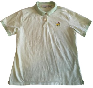 Masters Collection Polo Shirt Gear Golf Shirt Golf Polo Shirt Country Club Polo Button Down Shirt Green
