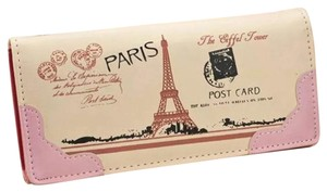 Paris Eiffel Tower Wallet. Paris Wallet