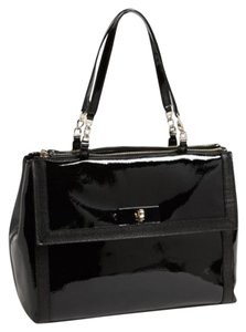 Kate Spade Auburn Place Mason Satchel in Black