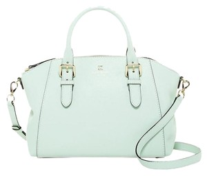 Kate Spade Satchel in Mojito Mint Blue Green