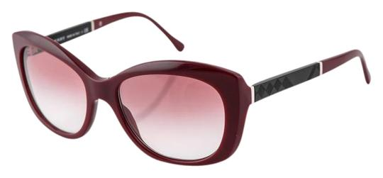 Preload https://img-static.tradesy.com/item/15968170/burberry-maroonblack-b4164-sunglasses-0-1-540-540.jpg