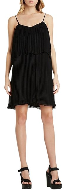 Preload https://img-static.tradesy.com/item/15968236/bcbgeneration-black-pleated-swing-vdw67d72-001-mid-length-cocktail-dress-size-10-m-0-1-650-650.jpg