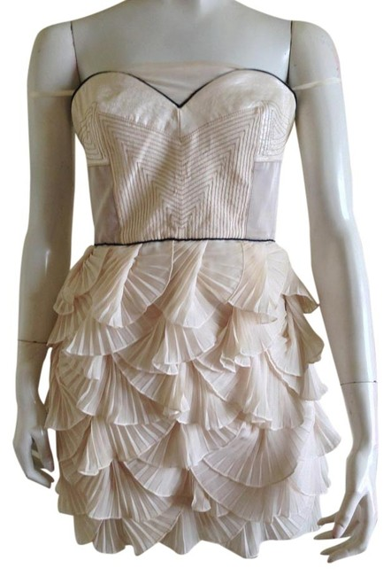 Preload https://item1.tradesy.com/images/bcbgmaxazria-white-reduced-tiered-runway-short-cocktail-dress-size-6-s-1596830-0-0.jpg?width=400&height=650