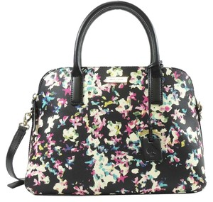 Kate Spade Small Rachelle Satchel in Multi Flower