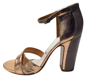 Maison Margiela Taupe/copper Sandals