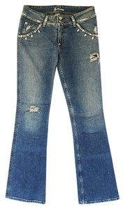 Marciano by guess Boot Cut Jeans-Medium Wash