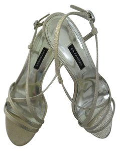 Caparros Stappy Heels SPARKLY GOLD Formal
