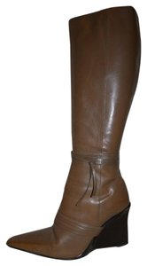 Bronx Leather tan Boots