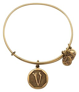 Alex and Ani Alex and Ani Initial V Bracelet