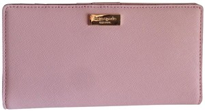 Kate Spade Newbury Lane Ciparia Pink Clutch