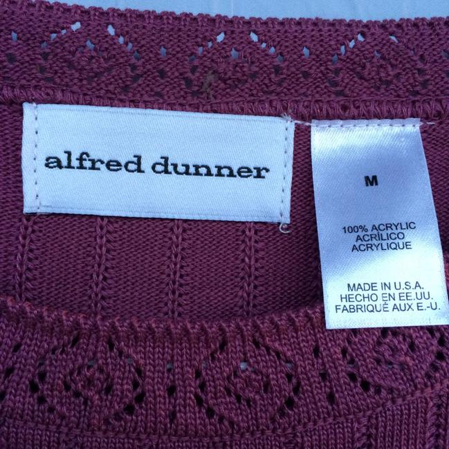 Alfred Dunner Top Orchid