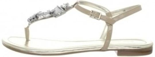 Enzo Angiolini Natural Sandals