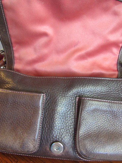 Coach Great Every Day Bag Strong Satchel in Brown