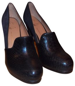 Franco Sarto blue Pumps
