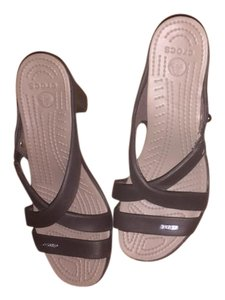 Crocs Brown Sandals