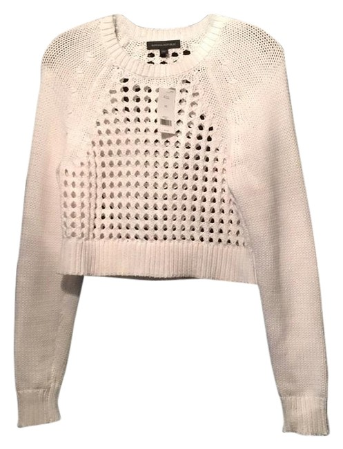 Preload https://item5.tradesy.com/images/banana-republic-white-sweaterpullover-size-2-xs-15972304-0-1.jpg?width=400&height=650