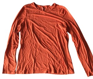 Chico's T Shirt Orange