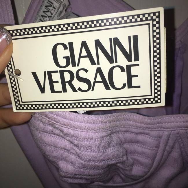 Versace Collection Top light purple