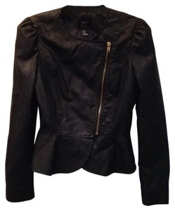 Forever 21 Faux Leather Leather Jacket