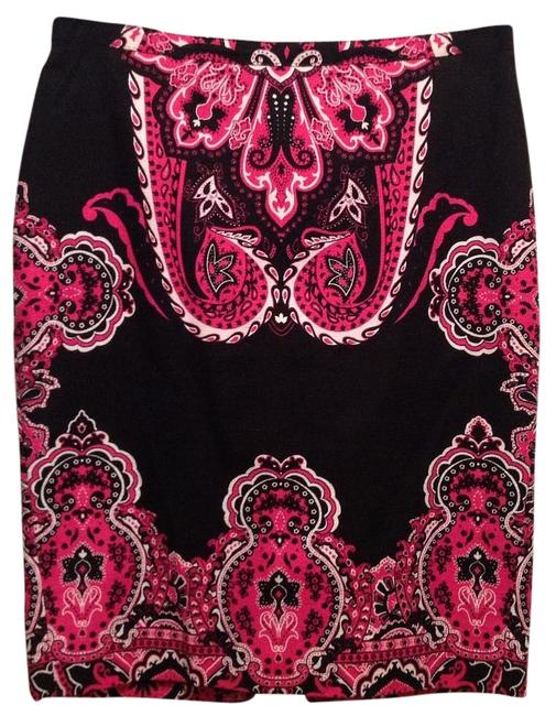 Preload https://item3.tradesy.com/images/inc-international-concepts-black-wfuchsia-white-print-size-4-s-27-15973087-0-1.jpg?width=400&height=650