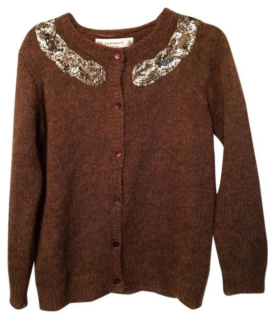 Zara Sequin Mohair Wool Sweater Fall Spring Winter Accesorize Exclusive Comfortable Cozy Elegant Longsleeve Date Night Cardigan