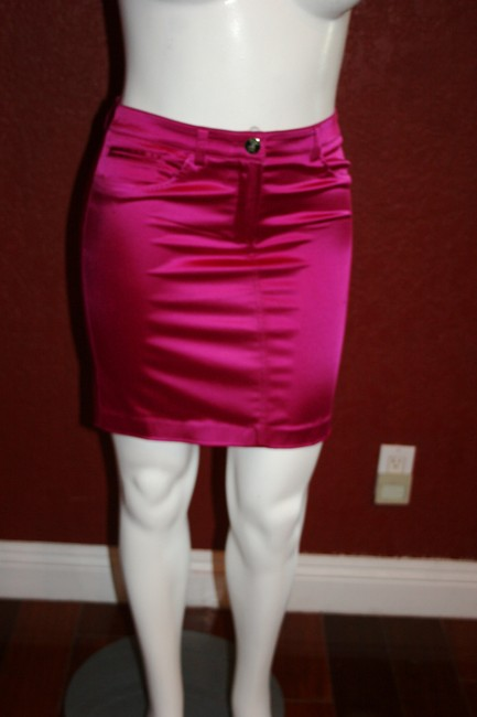 Dolce&Gabbana Dolce & Gabanna Mini Skirt Hot pink