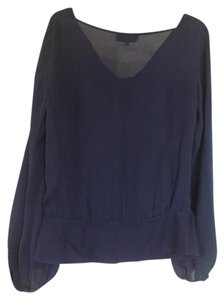 Bloomingdale's Top Navy