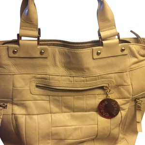 Charles David Tote in Beige