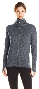 MPG Mondetta Performance Group Women's Waterlilly Full Zip, GREY, Large