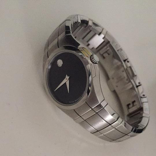 Movado Movado Stainless Steel Watch