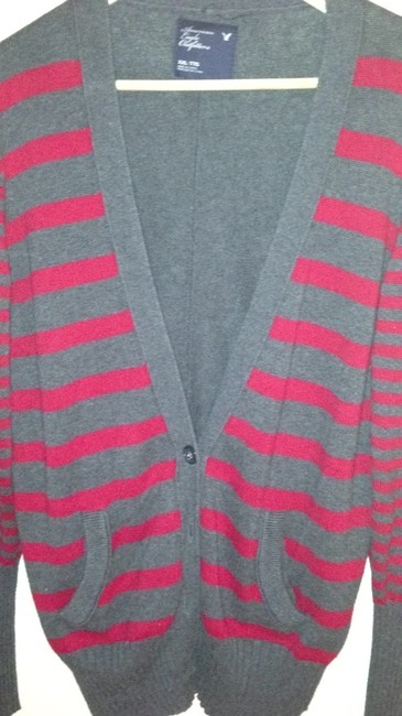 American Eagle Outfitters Striped Cardigan