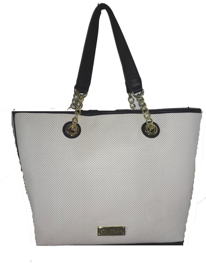 280c31afb425 prada perforated tote