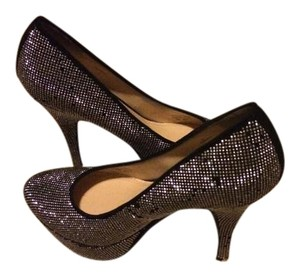 Enzo Angiolini Black and silver Formal