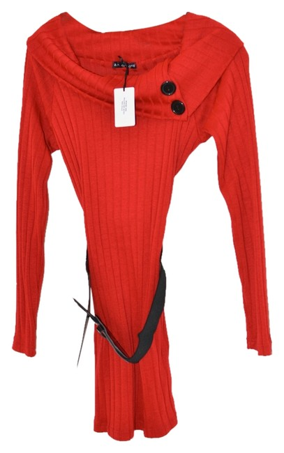 Item - 9344d Red Sweater