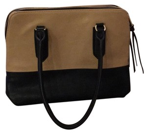 Other Tote in Black and Beige