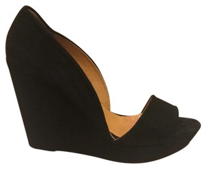 Naughty Monkey Tory Burch Steve Madden Black Wedges