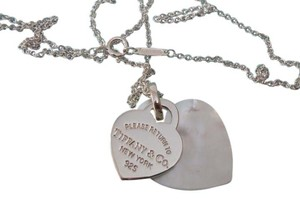Tiffany & Co. Tiffany & Co return to Tiffany Heart tag pendant 16