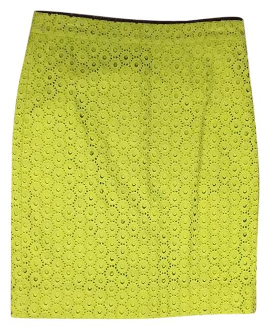 Preload https://img-static.tradesy.com/item/15979147/jcrew-green-knee-length-skirt-size-4-s-27-0-1-650-650.jpg