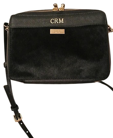 Preload https://item5.tradesy.com/images/henri-bendel-hb-blackgold-hardware-saffiano-leather-calf-hair-cross-body-bag-15979519-0-1.jpg?width=440&height=440