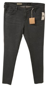 AG Adriano Goldschmied Denim Skinny Jeans Skinny Pants Grey