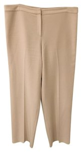 St. John Wide Leg Pants cream