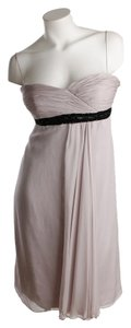 Marchesa Notte Size 10 Short Knee-length Empire Waist Dress