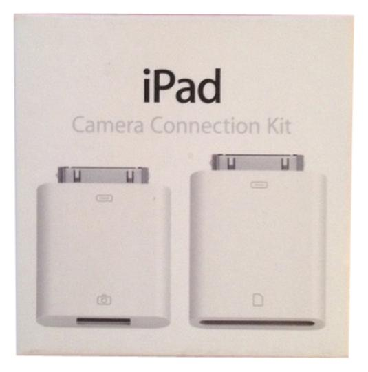 Apple Camera Connection Kit for iPads 1st, 2nd & 3rd Gen