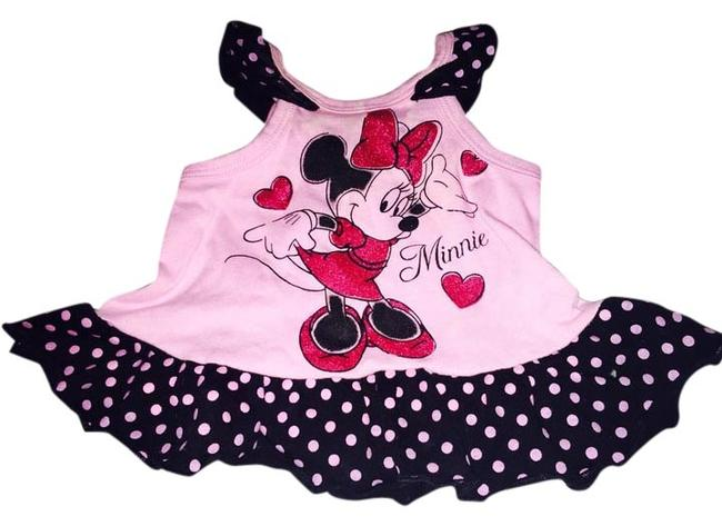 Disney short dress Pink on Tradesy