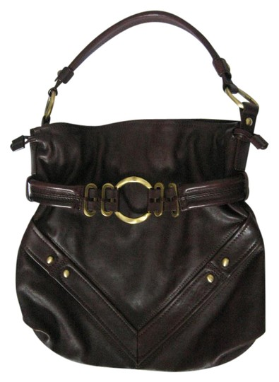 Preload https://item3.tradesy.com/images/via-spiga-dark-brown-leather-shoulder-bag-15982777-0-3.jpg?width=440&height=440