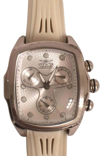 Preload https://item1.tradesy.com/images/invicta-silver-white-chronograph-date-glow-in-the-dark-hands-watch-15983200-0-1.jpg?width=440&height=440