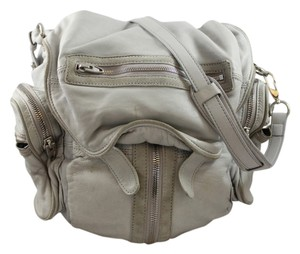Alexander Wang Marti Suede Leather Backpack