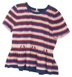 Marc by Marc Jacobs Top Stripe